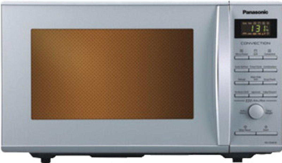 पॅनासोनीक NN-CD681M 27 L Convection Microwave Oven