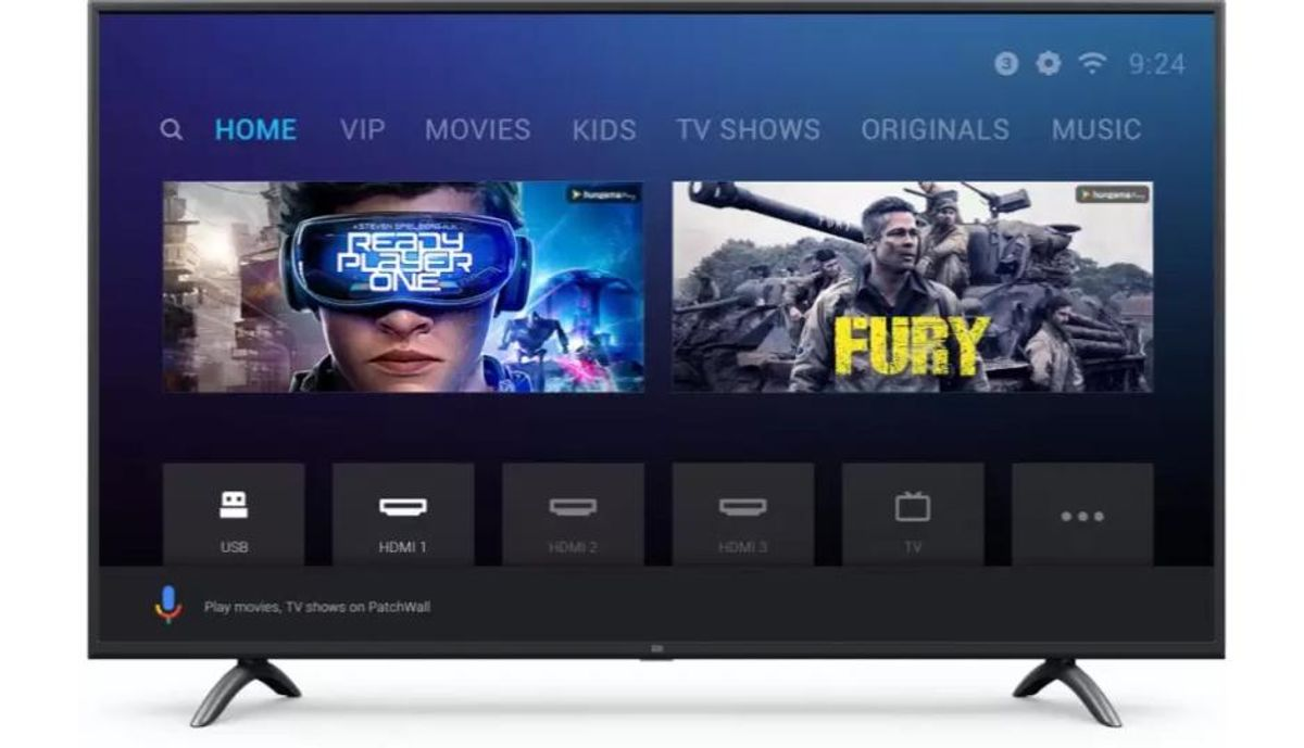 Xiaomi Mi Led Tv 4x Pro 55 Tv Price In India Specification Features Digit In