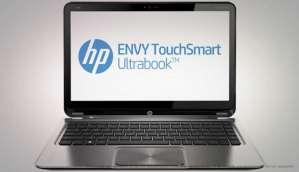 एचपी ENVY TouchSmart अल्ट्राबुक 4-1113tu