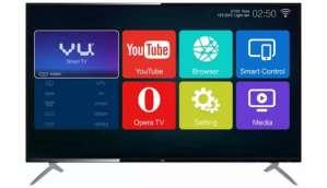 Vu 43Bs112 Full HD Smart LED TV