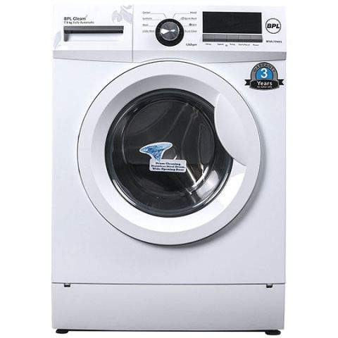 BPL 7.5 Fully-Automatic Front Loading Washing Machine ...