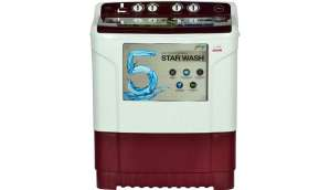 Godrej 7  Semi Automatic Top Load Washing Machine Maroon (WS 700 CT)