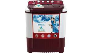 इंटेक्स 7.6  Semi Automatic टॉप Load Washing Machine (WMS76FT)