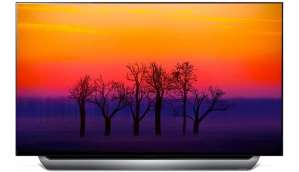 LG Ultra HD (4K) OLED Smart TV (OLED55C8PTA) 55-inch