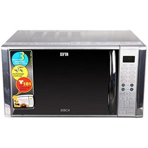 Ifb 30 L Convection Microwave Oven 30sc4 Silver