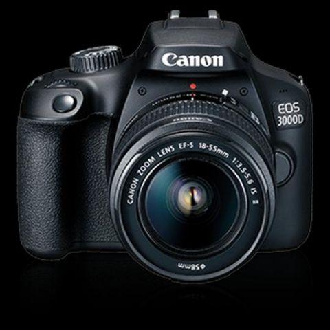 Canon EOS 3000D Kit (EF S18-55 II)
