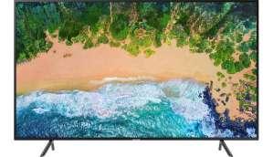 Samsung Series 7 109.22cm (43 inch) Ultra HD (4K) LED Smart TV  (43NU7100)