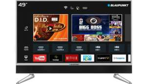 ಬ್ಲಾಪಂಕ್ಟ್ 140cm (55 inch) Ultra HD (4K) LED Smart TV with In-built Soundbar  (BLA55AU680)