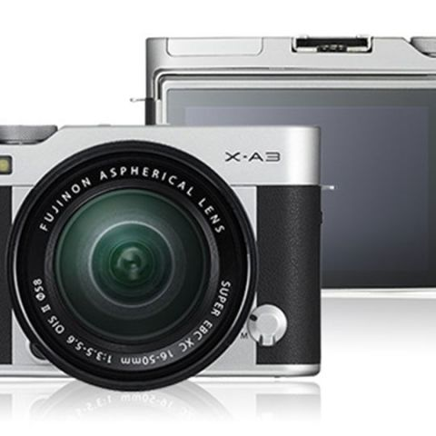 Fujifilm X-A5 Camera Price in India, Specification, Features | Digit in