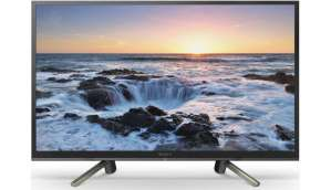 Sony 80.1 cm (32 inches) Bravia KLV-32W672F Full HD LED Smart TV