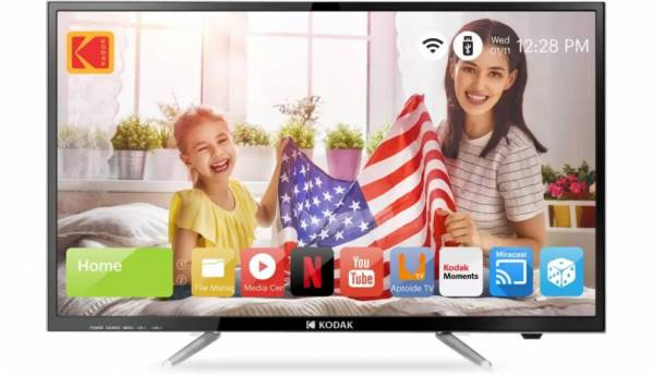 c60ecd7bea8 Kodak XSMART 80cm (32 inch) HD Ready LED Smart TV (32HDXSMART) TV Price in  India