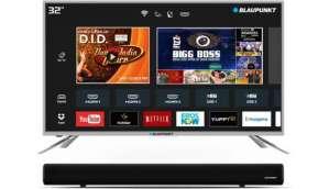 ब्लॉपंक्त 80cm (32 inch) HD Ready LED टीवी  (BLA32AH410)