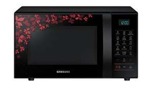 Samsung 21 L Convection Microwave Oven (CE77JD-SB/XTL)
