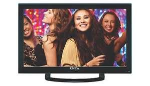 Onida 59.94cm (24 inch) HD Ready LED TV (LEO24HRD)