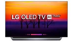 LG 55 inches Smart Ultra HD 4K OLED TV