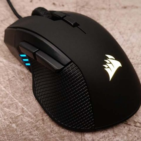 Corsair IRONCLAW RGB Review