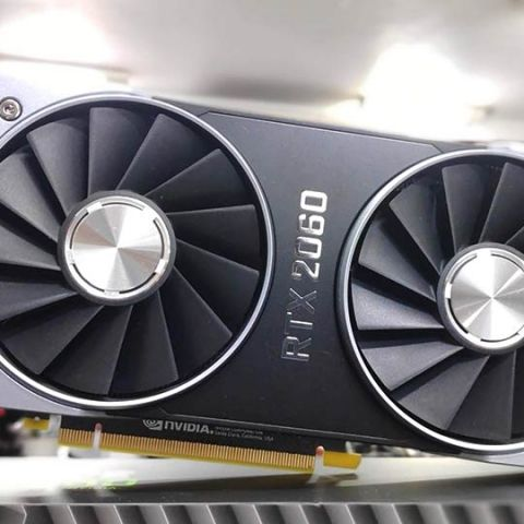 NVIDIA GeForce RTX 2060 Review