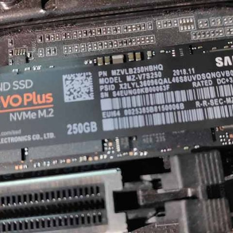 Samsung 970 EVO Plus NVMe M 2 consumer SSDs launched in India