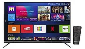 Shinco 55 Inches 4K UHD Smart LED TV