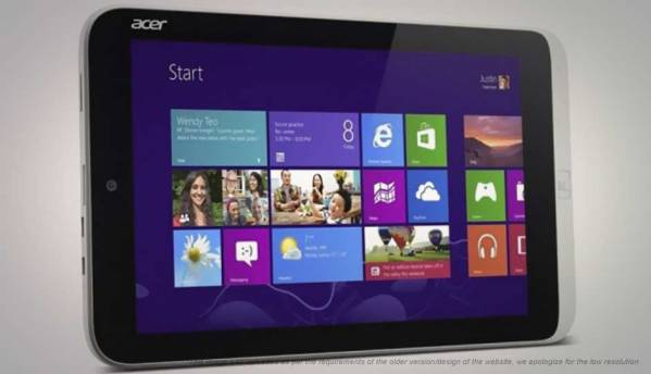 ACER ICONIA W3-810P CHIPSETAUDIOGRAPHICS DRIVERS FOR WINDOWS DOWNLOAD