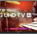LG 43 Inches 4K LED Smart TV (43UK6780PTE)
