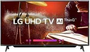 एलजी 43 Inches 4K LED Smart टीवी (43UK6780PTE)