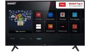 TCL 49 Inches Full HD LED Smart TV 49S62FS