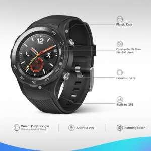 হুয়াই Watch 2 - অ্যান্ড্রয়েড  Wear 2.0 Smartwatch