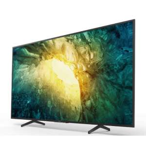 Sony 55 inch 4K Ultra HD Android Smart TV (KD-55X7500H)