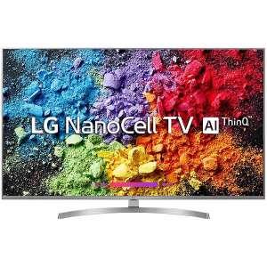 LG 49 Inches 4K Ultra HD Smart NanoCell TV (49UK7500PTA)