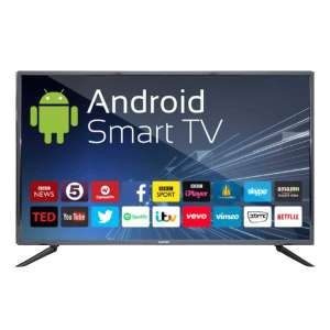 eAirtec 55 Inches 4K Ultra HD  LED TV (55AT)