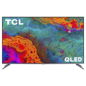 TCL 50  inches  4K UHD QLED Roku 5-Series Smart TV (50S535)