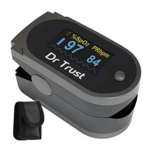 Dr. Trust (USA) మోడల్ 204 పల్స్ Oximeter