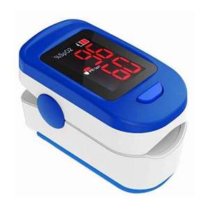 AccuSure FS10C Finger Tip Digital Pulse Oximeter