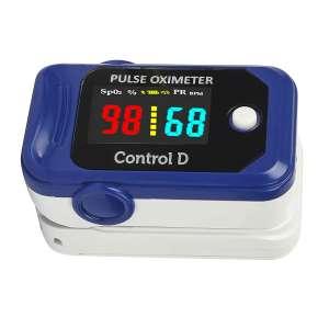 Control D Bluetooth Digital Pulse Oximeter