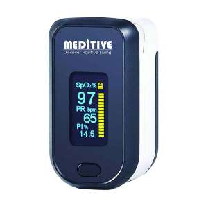 MEDITIVE Fingertip পাল্স Oximeter