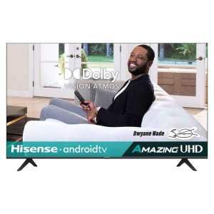 Hisense 55 inches Ultra HD 4K Smart LED TV(55A71F)