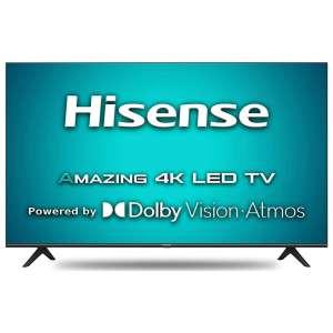 Hisense 43 ഇഞ്ചുകൾ 4K Ultra HD Smart LED ടിവി (43A71F)