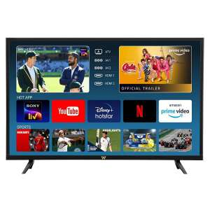 VW  40 inches HD Ready Smart LED TV (vVW40S)