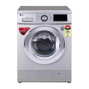 LG 7  Fully Automatic Front Load Washing Machine White (FH0B8QDL22)