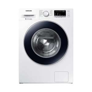 Samsung 7 kg Fully Automatic Front Load Washing Machine with In-built Heater White  (WW70J42E0KW/TL)