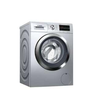 Bosch 8 kg Fully Automatic Front Load Washing Machine Grey  (WAT2846SIN)