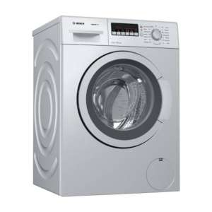 Bosch 7 kg Fully Automatic Front Load Washing Machine (WAK24169IN, Silver)