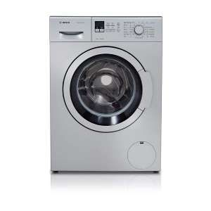 बोस्च 7  Fully Automatic Front Load Washing Machine Silver (WAK24168IN)