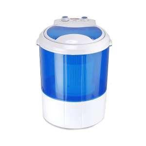 Hilton Single-Tub 3 Washing Machine With Spin Dryer