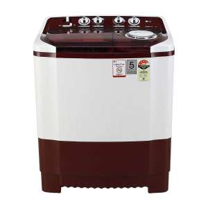 एलजी 7  Semi Automatic टॉप Load Washing Machine Maroon (P8053R3SA)