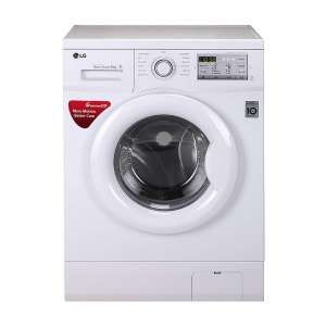 एलजी 6  Fully Automatic Front Load Washing Machine White (FH0H3NDNL02)