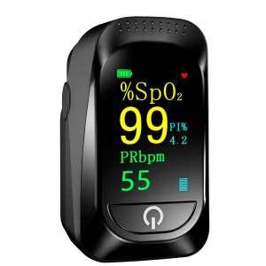 DR.MOXA பல்ஸ் Oximeter Fingertip