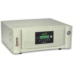 Microtek SOLAR PCU 1435/12V SOLAR PCU 1435/12V Pure Sine Wave Inverter