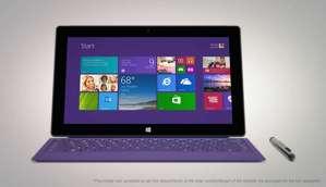 माइक्रोसॉफ्ट Surface Pro 2